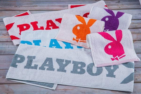 PLAYBOY木纖典藏運動毛巾
