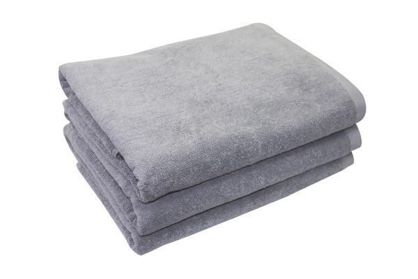 14兩重飯店訂製浴巾 (灰色)