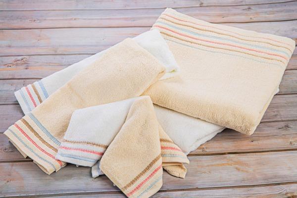 來福牌有機棉自然唯美毛巾